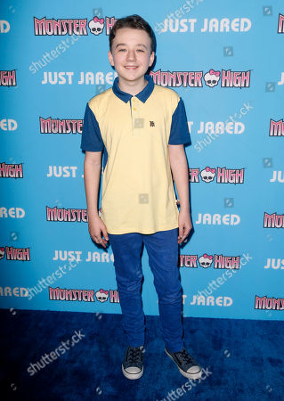 Editorial photo of Just Jared's Throwback Thursday Party Presented By Monster High, Glendale, USA - 26 Mar 2015
