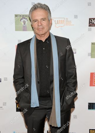 Tony Denison seen at the Justice on Trial Film Festival, on in Los Angeles