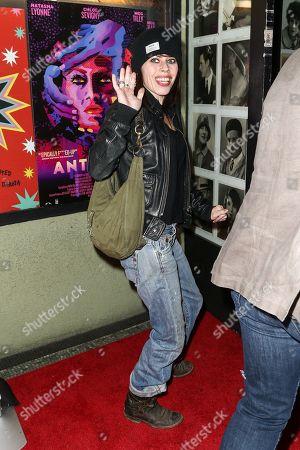 "Fairuza Balk attends the LA Premiere of ""Antibirth"" held at Cinefamily, in Los Angeles"