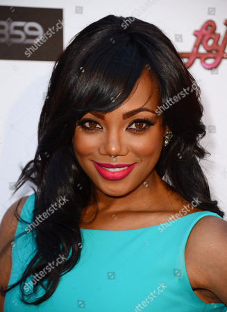 """Tiffany Hines arrives at the Los Angeles premiere of """"La Bare"""" at the ArcLight Hollywood on"""