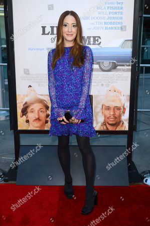 "Clea Lewis arrives at the Los Angeles premiere of ""Life of Crime"" at the ArcLight Hollywood on"
