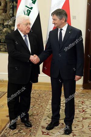 Marek Kuchcinski and Mohammed Fuad Masum Khader
