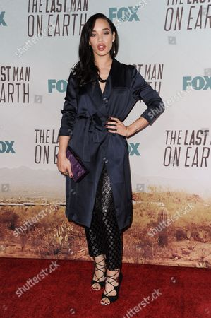 """Editorial picture of LA Premiere Screening Of """"The Last Man On Earth"""", Los Angeles, USA - 24 Feb 2015"""
