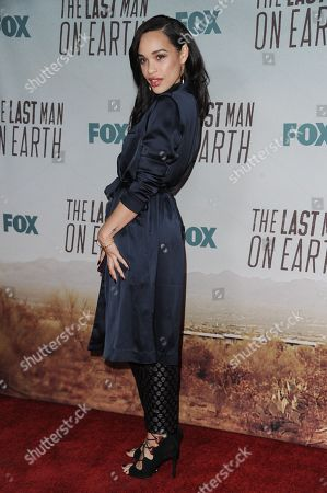 """Stock Picture of Cleo Coleman arrives at the LA Premiere Screening Of """"The Last Man On Earth"""", in Los Angeles"""