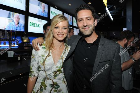 "Editorial picture of LA Special Screening of ""Break Point"" - After Party, Los Angeles, USA - 27 Aug 2015"