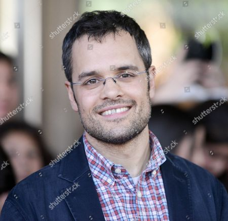 "Thor Freudenthal arrives at a special screening of ""Percy Jackson: Sea of Monsters"" at The Americana at Brand Pacific Theaters on in Glendale, Calif"