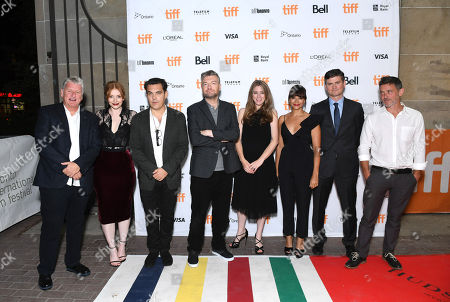 "Editorial photo of Netflix ""Black Mirror"" Premiere at the 2016 TIFF, Toronto, Canada - 12 Sep 2016"