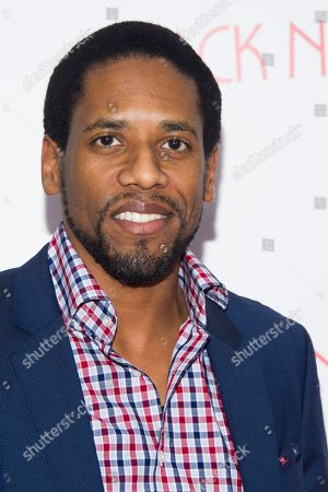 "Stock Photo of Al Thompson attends the ""Black Nativity"" premiere on Monday, Nov.18, 2013 in New York"