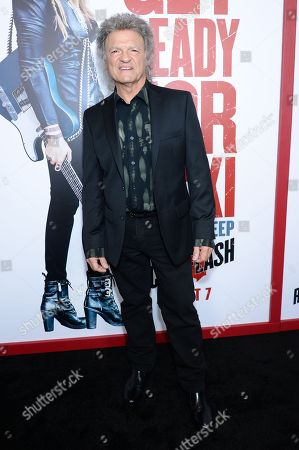 """Musician Joe Vitale attends the premiere of """"Ricki and the Flash"""" at AMC Loews Lincoln Square, in New York"""