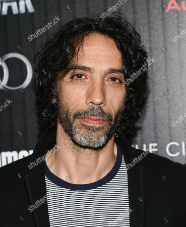 "Stock Image of Carlos Leon attends a special screening of ""Captain America: Civil War"", hosted by The Cinema Society and Audi, at Brookfield Place, Henry R. Luce Auditorium, in New York"