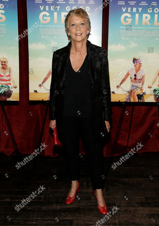 "Director Naomi Foner attends a screening of ""Very Good Girls"", in New York"