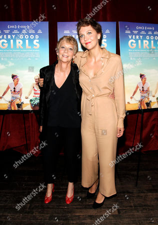 "Editorial photo of NY Special Screening of ""Very Good Girls"", New York, USA - 21 Jul 2014"