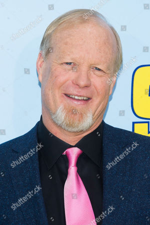 """Bill Fagerbakke attends the world premiere of """"The Spongebob Movie: Sponge Out Of Water"""" at AMC Lincoln Square, in New York"""