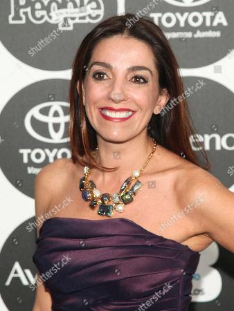 "Kika Rocha attends People en Espanol's ""50 Most Beautiful Awards"" at IAC, in New York"