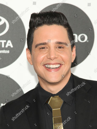 "Stock Photo of Alejandro Chaban attends People en Espanol's ""50 Most Beautiful Awards"" at IAC, in New York"