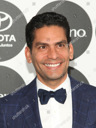 """Stock Photo of Ismael Cala attends People en Espanol's """"50 Most Beautiful Awards"""" at IAC, in New York"""