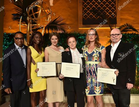 Editorial picture of Television Academy's 2016 Producers Nominee Reception, Beverly Hills, USA - 15 Sep 2016