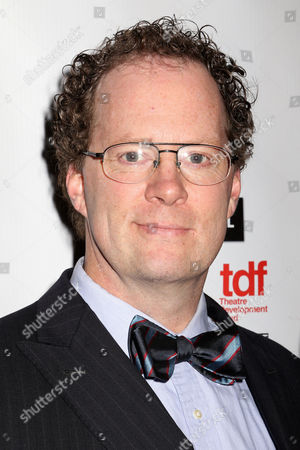 """Actor Shuler Hensley attends the 29th Annual Lucille Lortel Awards in New York. Hensley has been named the green, hairy, anti-holiday creature in """"Dr. Seuss' How The Grinch Stole Christmas! The Musical"""" at The Theater at Madison Square Garden. The show runs from Dec. 5-28"""