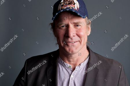 """Stock Image of Starring in TNT Network's hit sci-fi drama, """"Falling Skies,"""" Will Patton poses for a portrait, on in New York"""