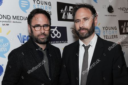 "Jason Sklar and Randy Sklar attend Young Storytellers 13th Annual ""The Biggest Show"" at the Novo, in Los Angeles"