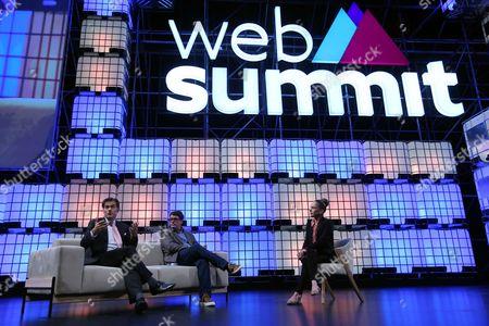 Editorial image of Web Summit day 2, Lisbon, Portugal - 07 Nov 2017