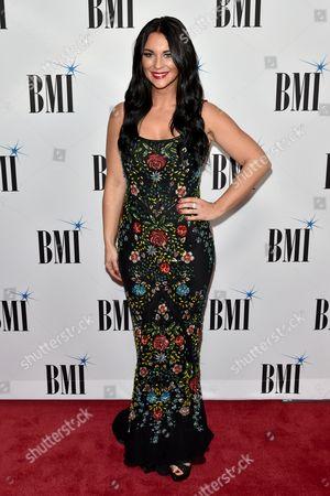 Editorial photo of BMI Country Awards, Arrivals, Nashville, USA - 07 Nov 2017