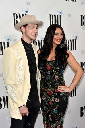 Editorial picture of BMI Country Awards, Arrivals, Nashville, USA - 07 Nov 2017