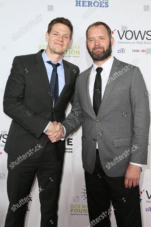 Jon Beavers and Eric Bourquin