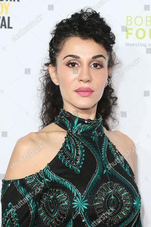 Stock Photo of Layla Alizada