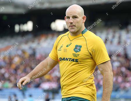Stephen Moore - Australia hooker.