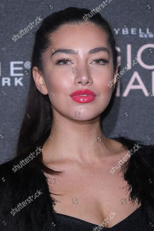 Stock Photo of Nadine Hermez