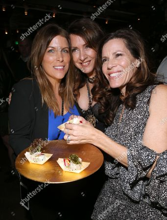 Editorial photo of Joely Fisher 50th Birthday Party, Los Angeles, USA - 03 Nov 2017