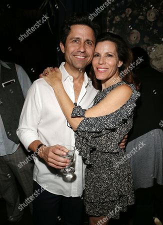 Editorial picture of Joely Fisher 50th Birthday Party, Los Angeles, USA - 03 Nov 2017