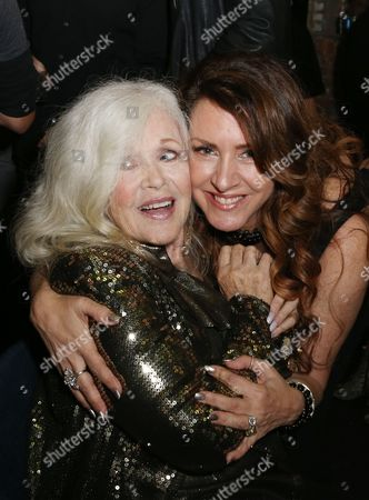 Joely Fisher, Connie Stevens,