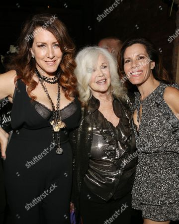 Stock Image of Joely Fisher, Connie Stevens, Tricia Leigh Fisher