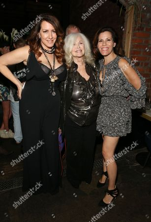 Joely Fisher, Connie Stevens, Tricia Leigh Fisher