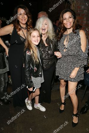 Editorial image of Joely Fisher 50th Birthday Party, Los Angeles, USA - 03 Nov 2017