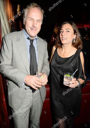 Editorial photo of Richard James 25th anniversary dinner, London, UK - 07 Nov 2017