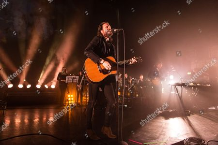 Father John Misty performing - Joshua Tillman