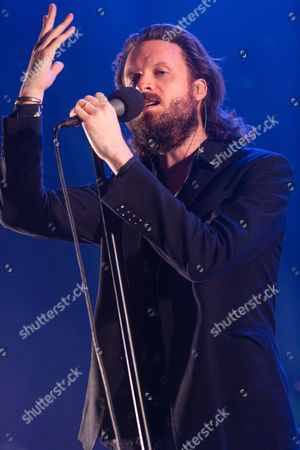 Editorial picture of Father John Misty in concert at Eventim Apollo  in London, UK - 07 Nov 2017