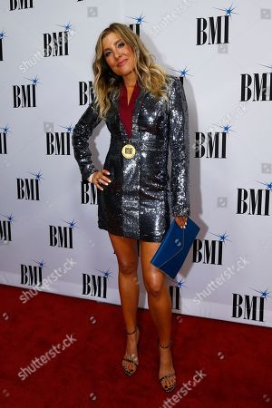 Editorial picture of 65th Annual BMI Country Awards-Arrivals, Nashville, USA - 07 Nov 2017