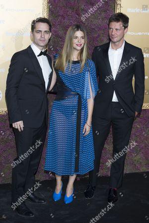Editorial image of Marie Claire Prix De La Moda Awards, Madrid, Spain - 07 Nov 2017