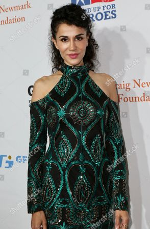 Editorial picture of 11th Annual Stand Up for Heroes, Arrivals, New York, USA - 07 Nov 2017