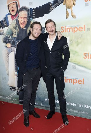 Frederick Lau and David Kross