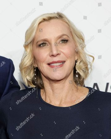 Co-Founder of the Bob Woodruff Foundation Lee Woodruff attends the 11th Annual Stand Up for Heroes benefit, presented by the New York Comedy Festival and The Bob Woodruff Foundation, at the Theater at Madison Square Garden, in New York