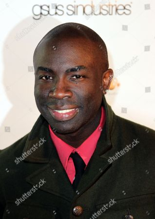 Sam Sarpong named Star of The Year at 2013 Men's Style Fashion Awards at Fatty's Bar and Restaurant on Saturday, Dec.21, 2013, in West Hollywood. California