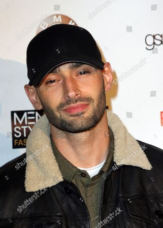 """Actor and model Christian Monzon seen at 2013 Men's Style Fashion Awards honoring Sam Sarpong """"Star of The Year"""" at Fatty's Bar and Restaurant on Saturday, Dec.21, 2013, in West Hollywood. California"""