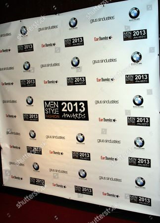 """Atmosphere seen at 2013 Men's Style Fashion Awards honoring Sam Sarpong """"Star of The Year"""" at Fatty's Bar and Restaurant on Saturday, Dec.21, 2013, in West Hollywood. California"""