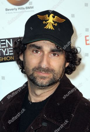 """Producer and director Kenneth Kokin seen at 2013 Men's Style Fashion Awards honoring Sam Sarpong """"Star of The Year"""" at Fatty's Bar and Restaurant on Saturday, Dec.21, 2013, in West Hollywood. California"""