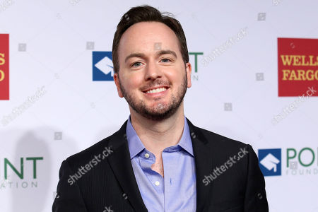 """Stock Photo of Chris Bolan attends the Point Foundation's """"Point Honors 2015 New York Gala"""" at The New York Public Library, in New York"""